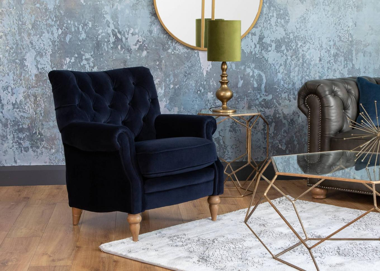 Hudson Ink Chair Lookbook