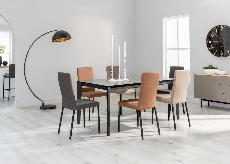Garda Dining Chairs & Pentagon Table Lookbook