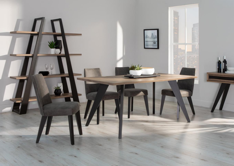 Rosalie Dining Range * Fabric Chairs Lookbook