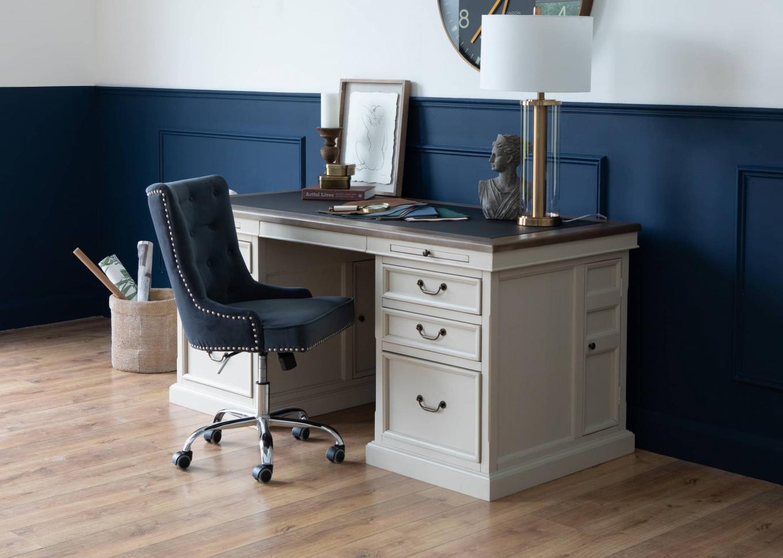 Hampshire Large Desk Lookbook