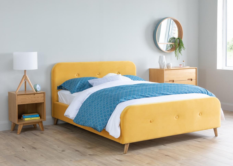 Serena 4ft 6 Bed Frame Lookbook