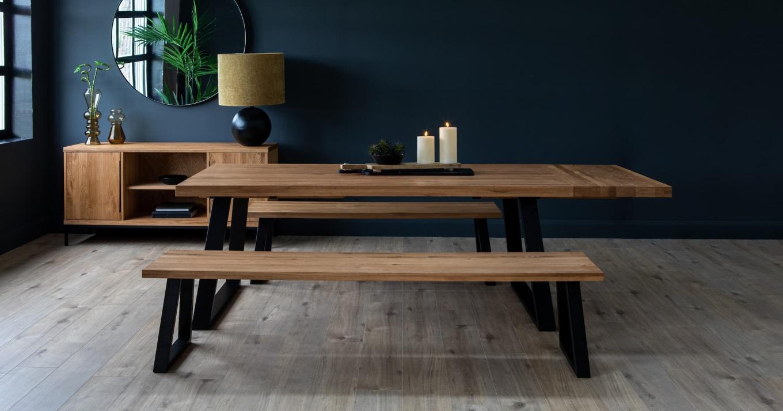Renvyle Rectangular Dining Table Lookbook
