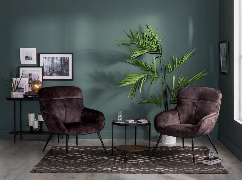 Monet Brown Chair Lookbook