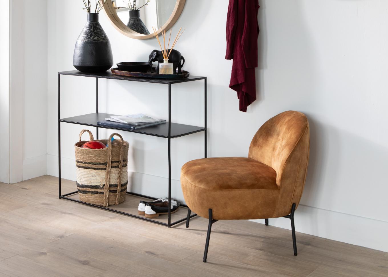 Belair Gold Chair Lookbook