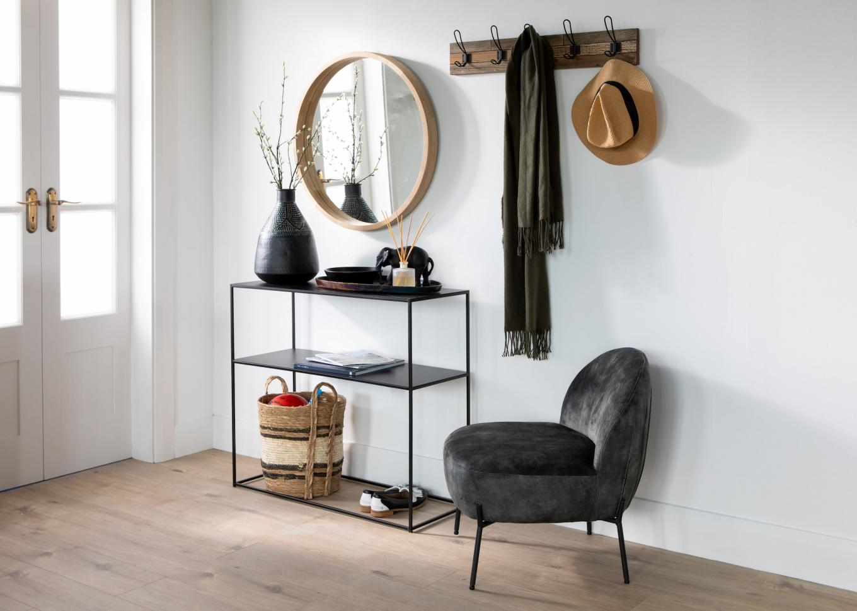 Belair Green Chair Lookbook