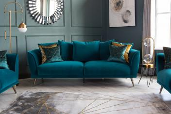 Decorate With Colour: Teal