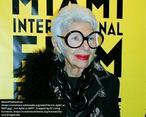Iris Apfel - Celebrating 100 Years Of Interior Design
