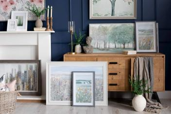 Presenting the EZ Living Furniture Spring 2020 Wall Art Collection