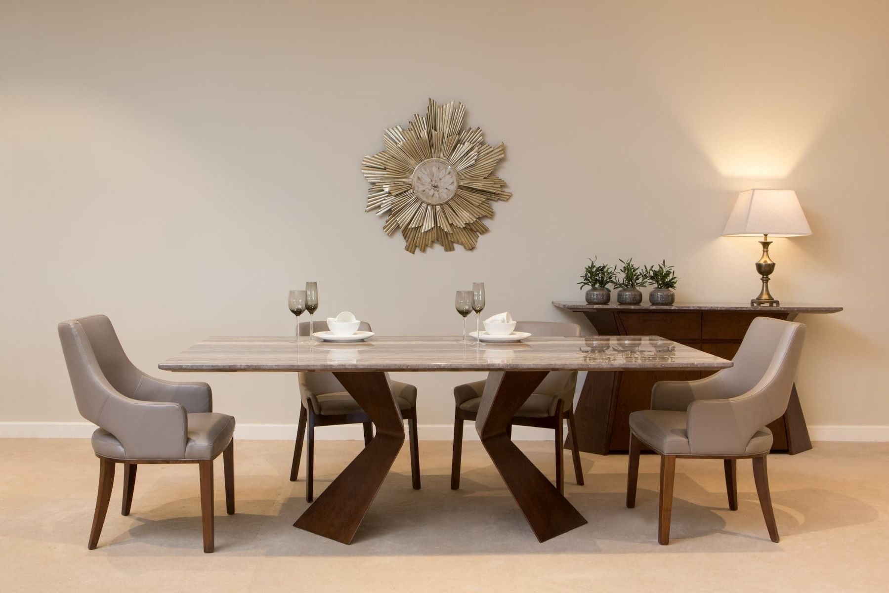 enzo dining table from ez living furniture