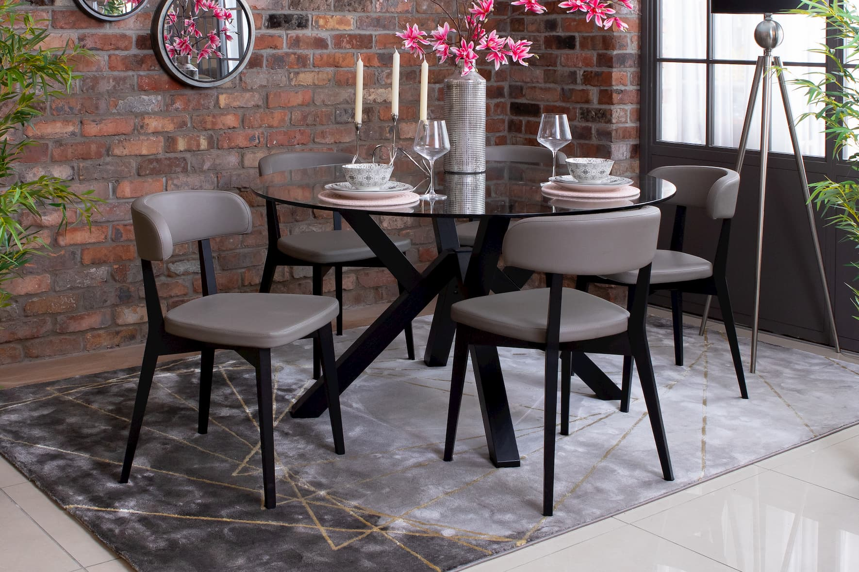 mikado dining table from ez living furniture