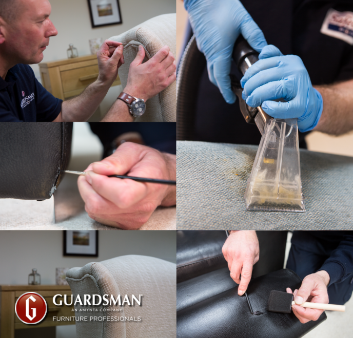 Guardsman Furniture Protection Plan Header