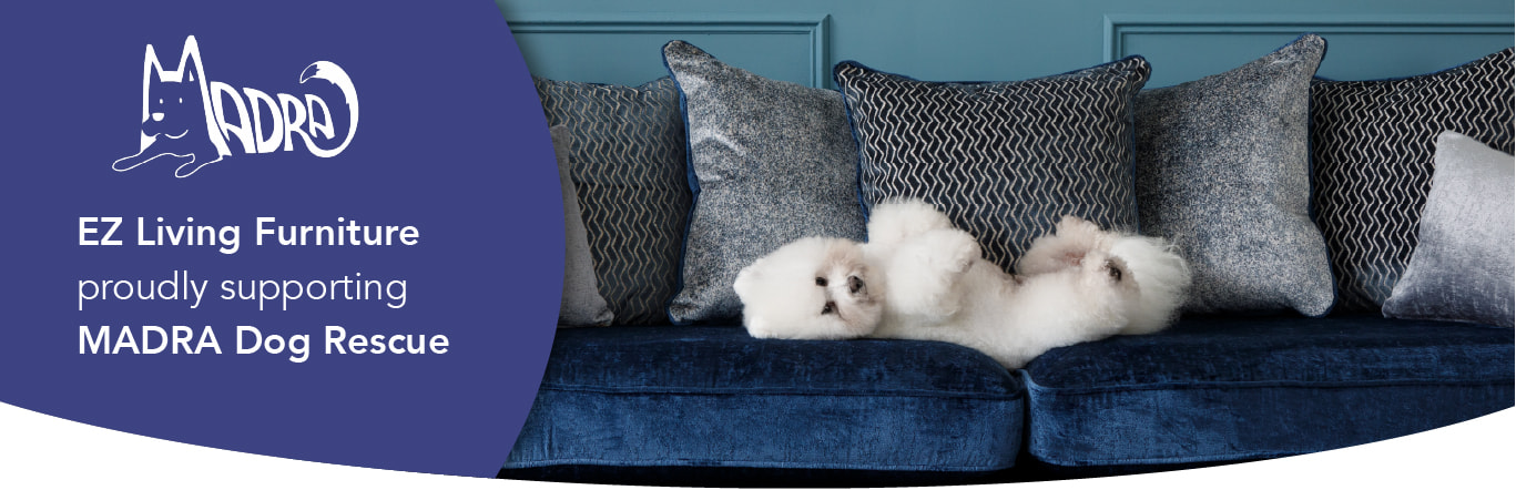 EZ Living Supporting Madra Dog Rescue