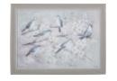 Gathering Whites - Framed Print