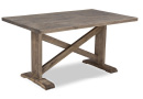 Grey Wooden Dining Table - Grafton