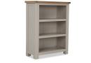 Small Two Tone Oak Bookcase - Kinsale Oak
