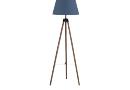 Violet Floor Lamp